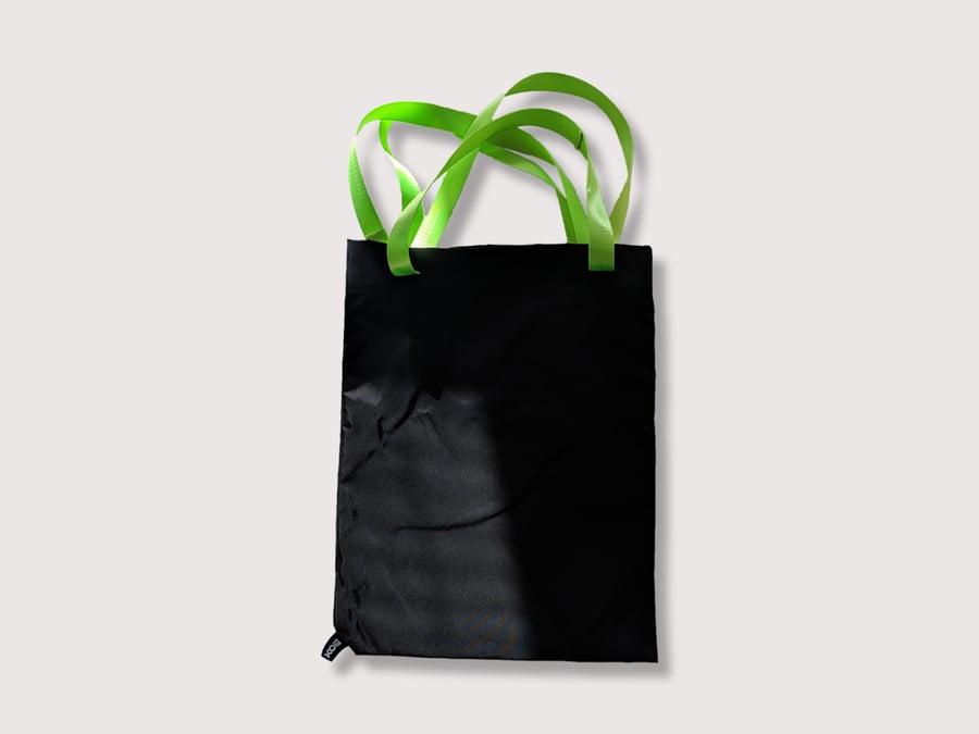 Image of Vova Tote Bag Neon Green