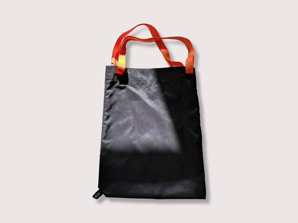 Image of Vova Tote Bag Neon Orange