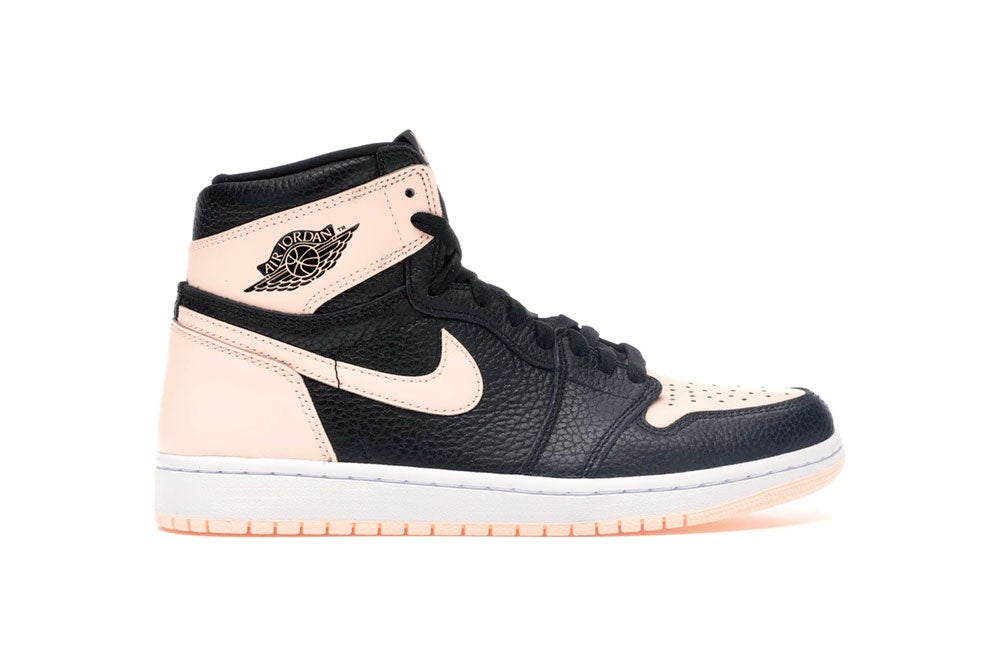 Image of Jordan 1 Retro High Black Crimson Tint 555088-081