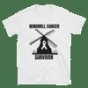 WINDMILL CANCER SURVIVOR T-SHIRT
