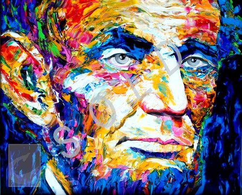 """Image of LINCOLN: Glory (FL Colors) by Cathee """"Cat"""" Clausen"""