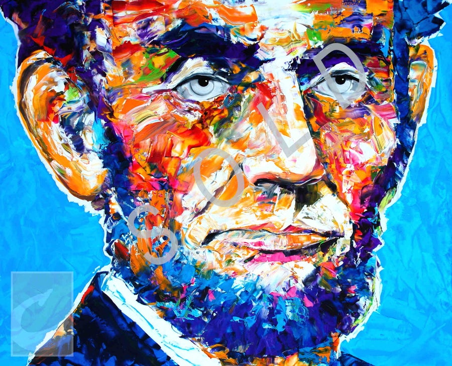 """Image of LINCOLN: Believe (Wild Hair) by Cathee """"Cat"""" Clausen"""