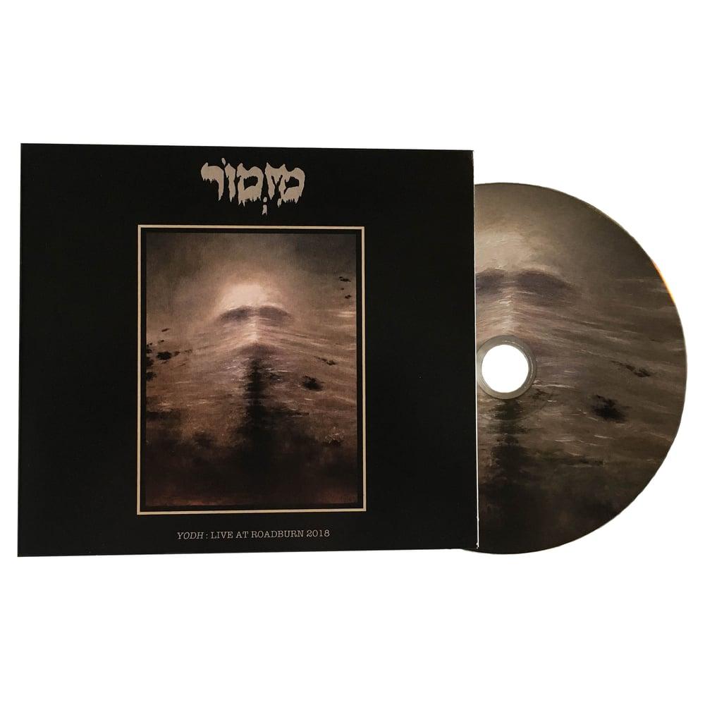 """Image of """"Yodh: Live at Roadburn 2018"""" CD"""