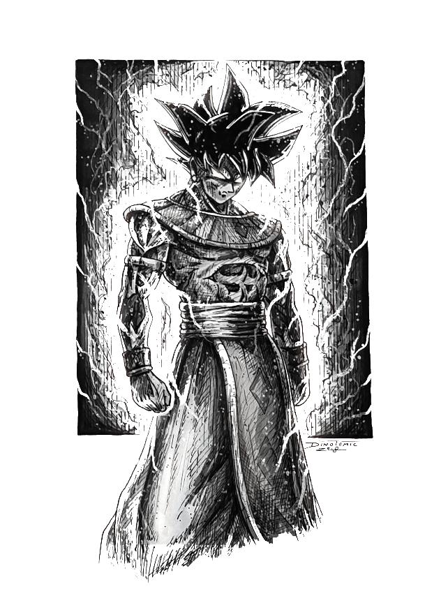 Image of #112 Goku
