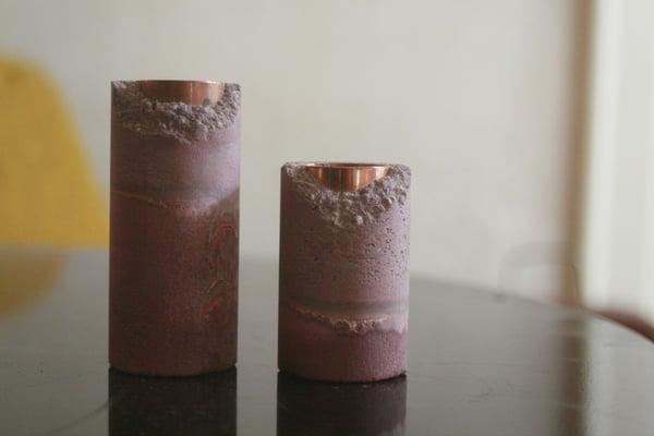 Image of HUNO candleholder