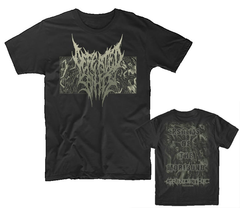 "Image of T-Shirt ""Psalms of the Moribund"""