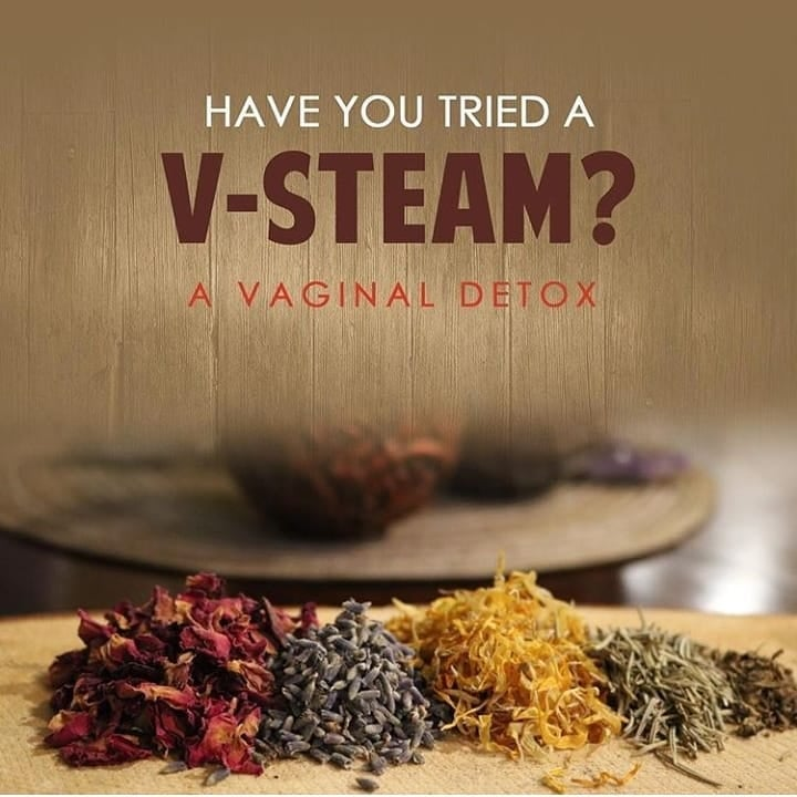 Image of Vagi Steam Therapy