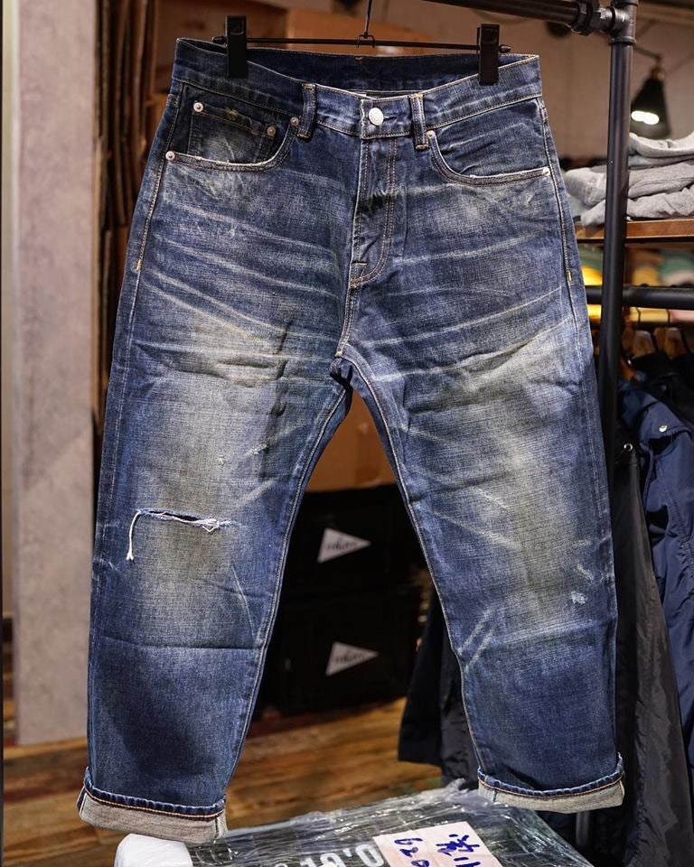 Image of INHERE washed jeans No.2