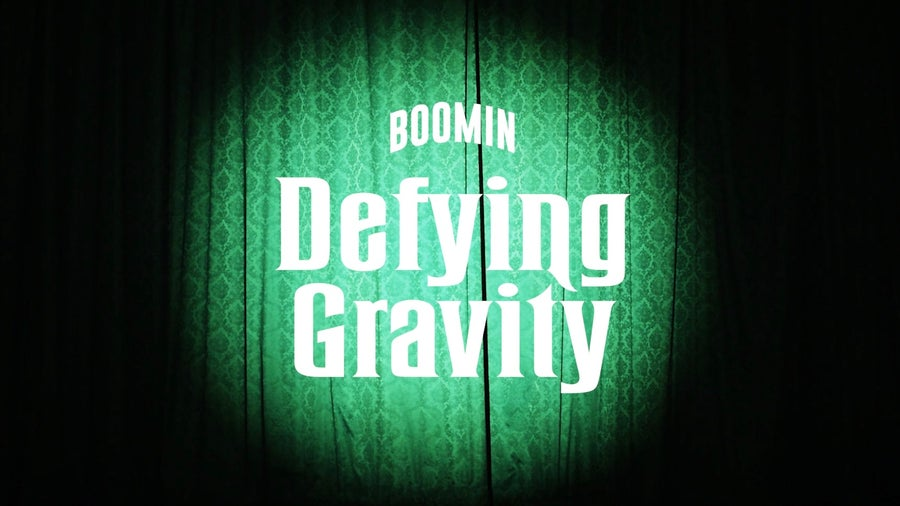 Image of Defying Gravity 💚