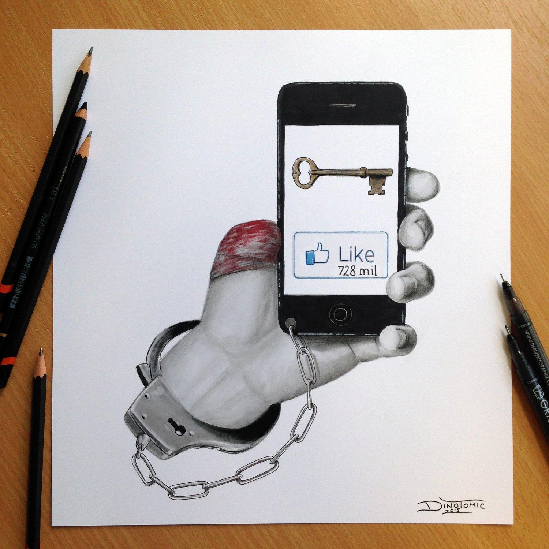 Image of #116 Self prison