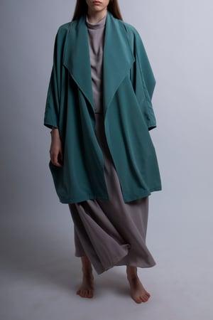 Image of Aquanette Pelerin Coat