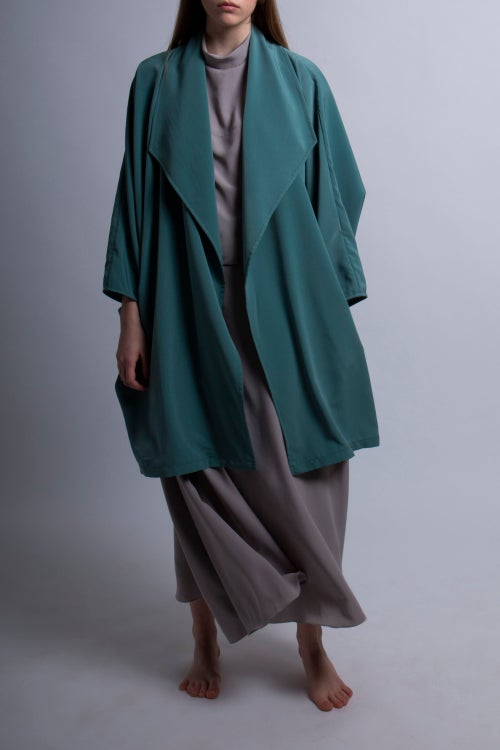 Image of Aquanette Pelerin Coat