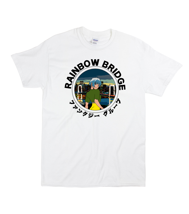 Image of RAINBOW BRIDGE T-SHIRT