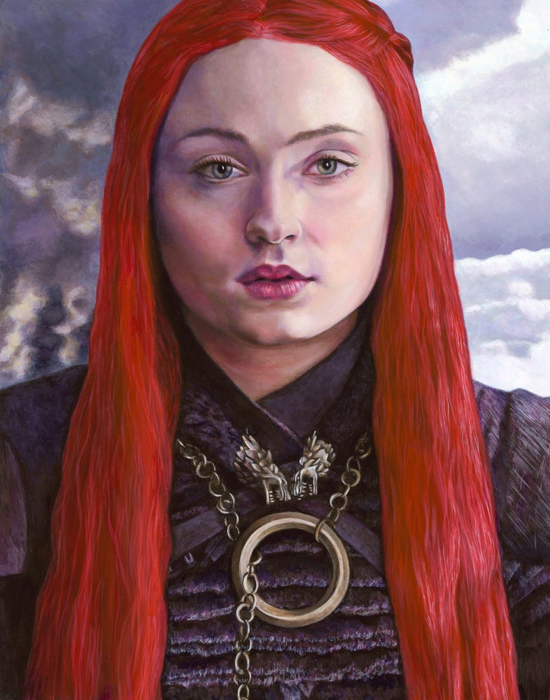 Image of Queen in the North