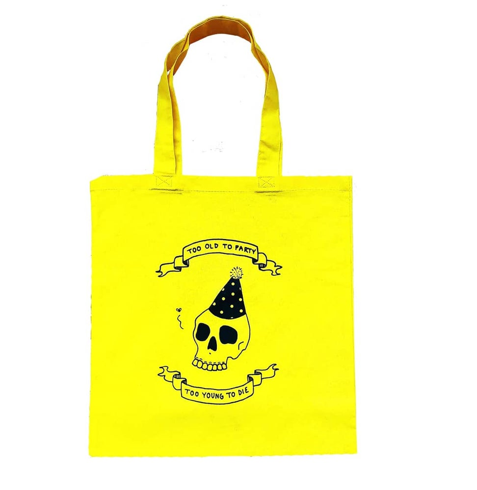Image of 2old2party Tote