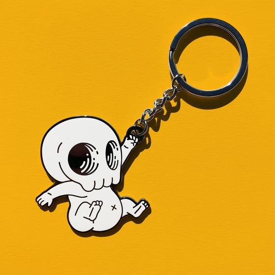Image of Skully keychain