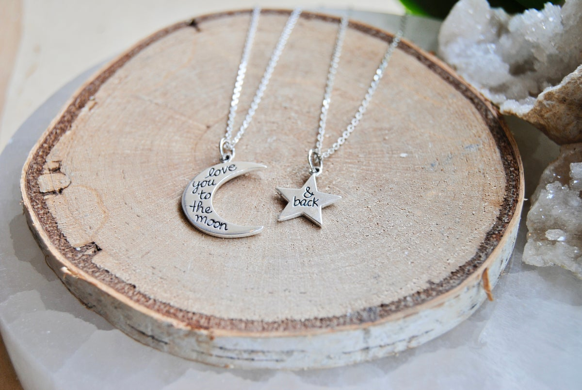 Image of Love you to the moon and back set