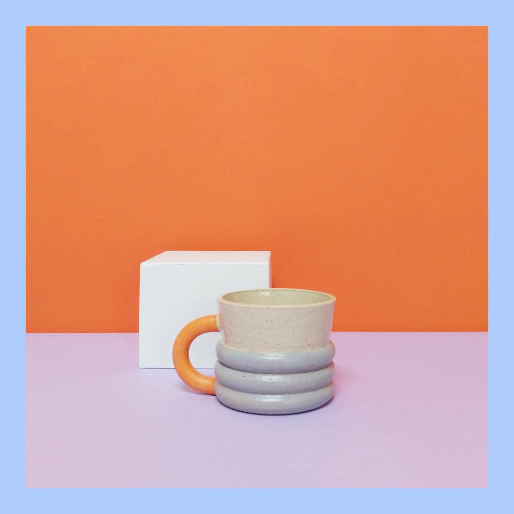 Image of LUMPY MUG