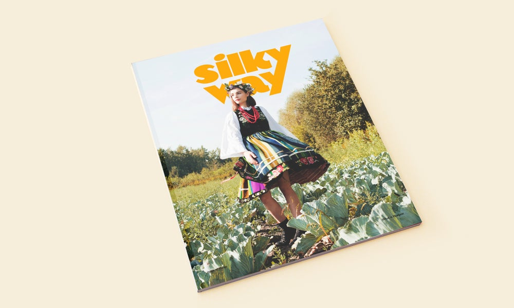 Image of Silky Way Magazine Issue 3