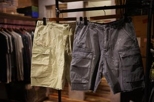 Image of INHERE Cargo Shorts (7th anniversary)