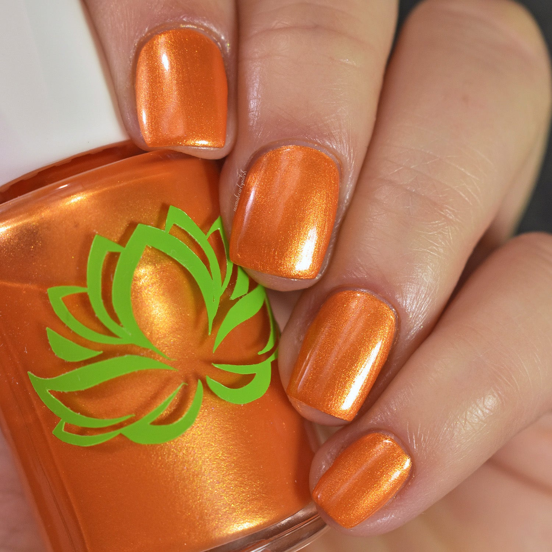 Image of Orange Sorbet Nail Polish