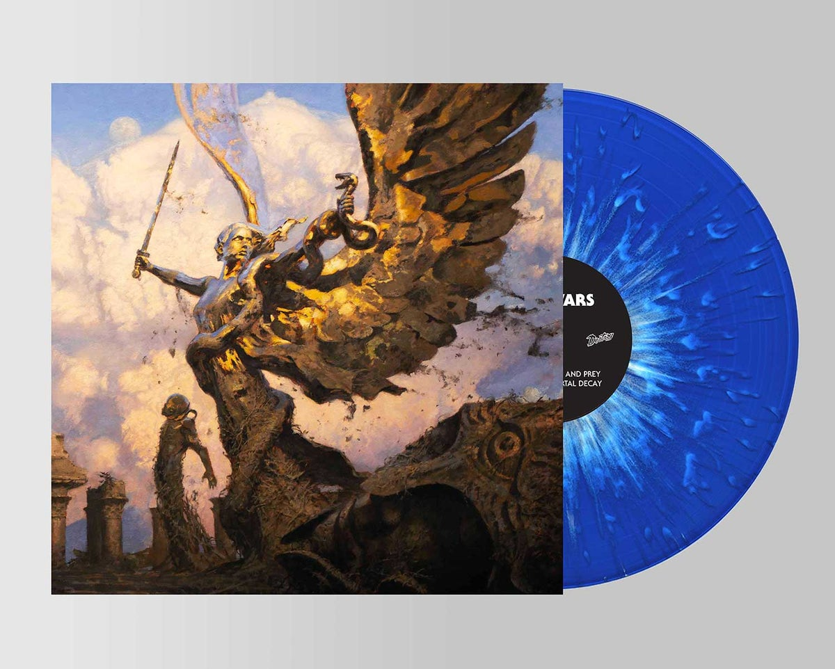 Image of IV SPLATTER VINYL (USA CUSTOMERS ONLY) click the SHADEBEAST RECORDS LINK IN DESCRIPTION TO BUY