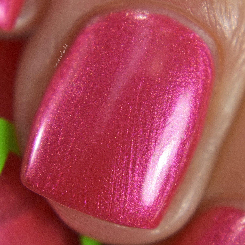 Image of Raspberry Sorbet Nail Polish
