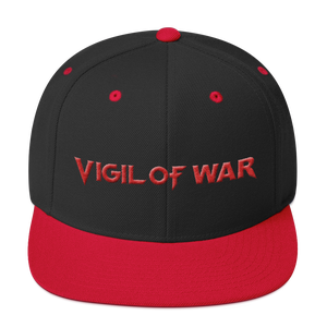Image of VIGIL OF WAR Snapbacks. FREE Shipping to USA and Europe!