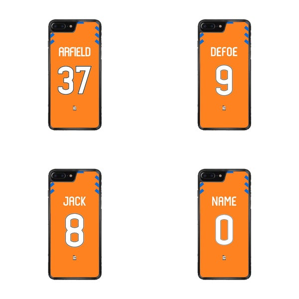 Image of Rangers 18/19 third shirt phone case