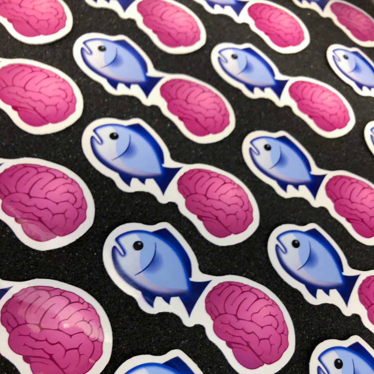Image of Fishbrain Sticker Pack