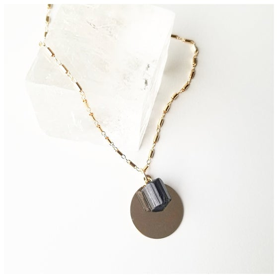 Image of Shield Light Necklace