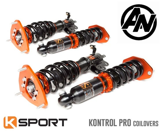 Image of (L33) 13-18+ KSport Control Pro COILOVERS/DAMPER KIT
