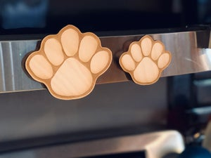 Image of Small Paw Magnet
