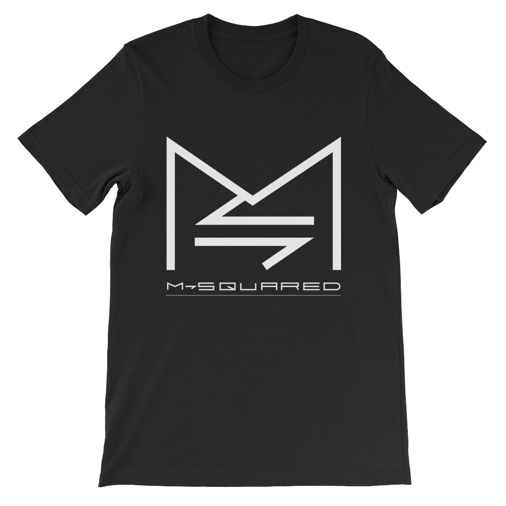 Image of M-SQUARED ICON T-SHIRT (BLACK)