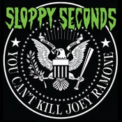 "Image of Sloppy Seconds ""You Cant Kill Joey Ramone"" 7"" *Glow In The Dark*"