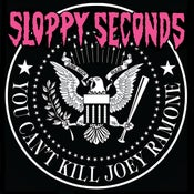 "Image of Sloppy Seconds ""You Cant Kill Joey Ramone"" 7"" *Hot Pink*"