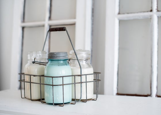Image of Antique Mason Jar - SOLD OUT