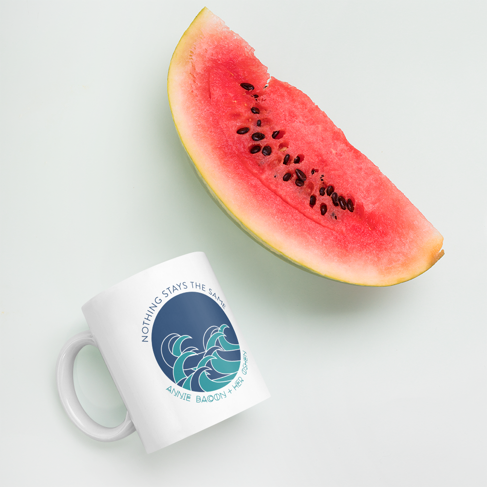 Image of Waves Mug
