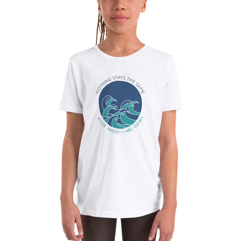 Image of Waves Youth T-Shirt