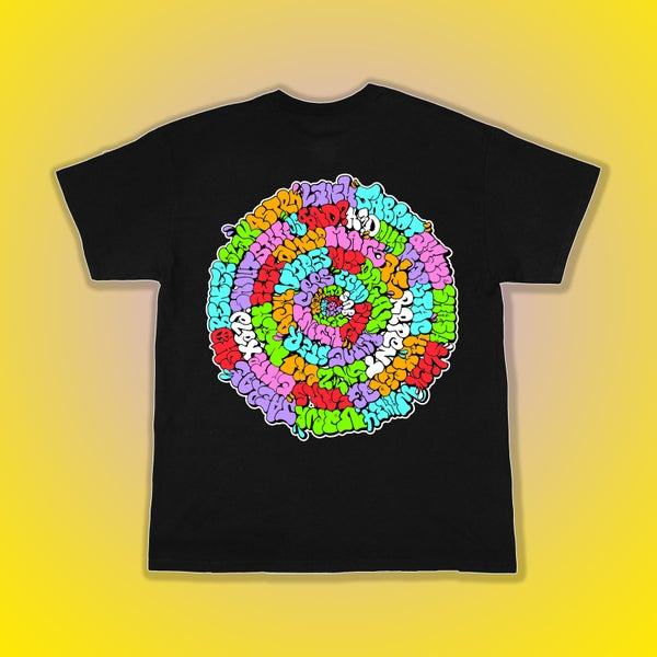 Image of Orbit Throwie Shirt