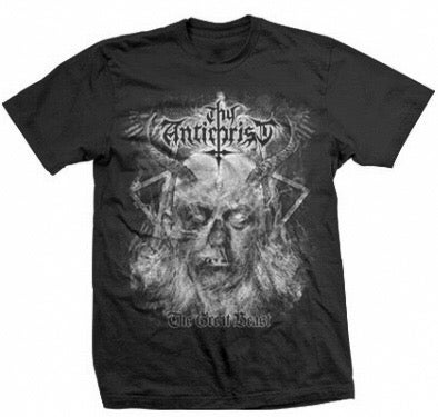 Image of Thy Antichrist - The Great Beast T-shirt