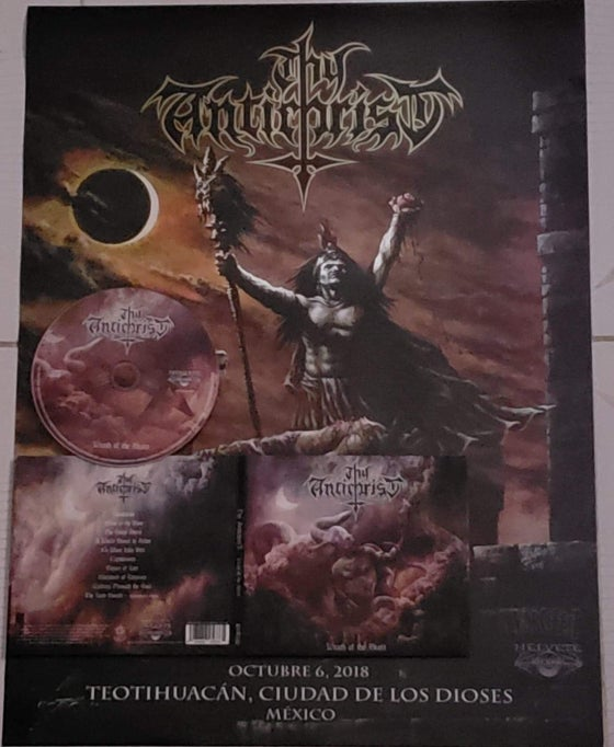 Image of Thy Antichrist - Wrath of the Beast Digipack