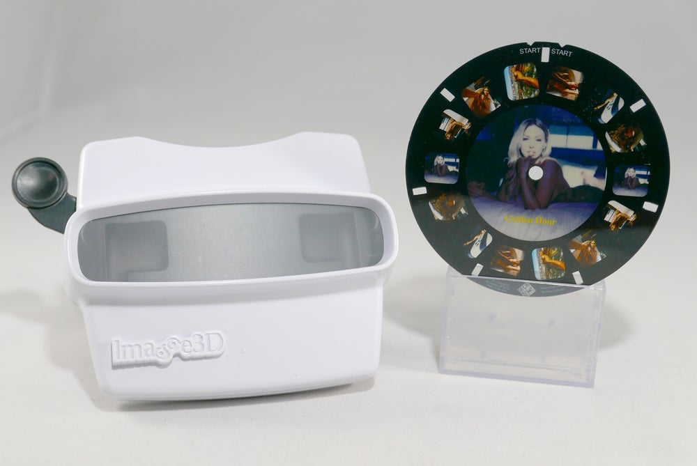 """Image of """"Golden Hour"""" View Master"""