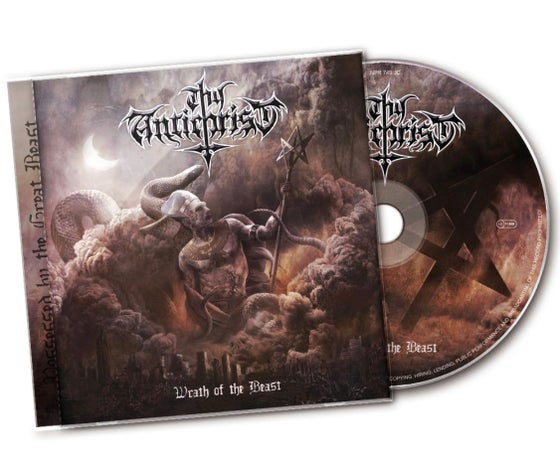Image of Thy Antichrist - Wrath of the Beast CD