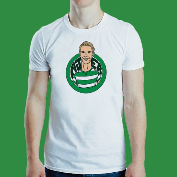 Image of Kristoffer Ajer t-shirt