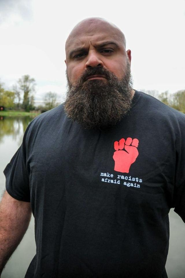 Image of Make T-Shirt Black
