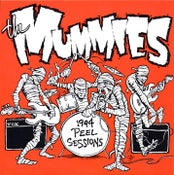 "Image of 7"" EP. The Mummies : 1994 Peel Sessions."
