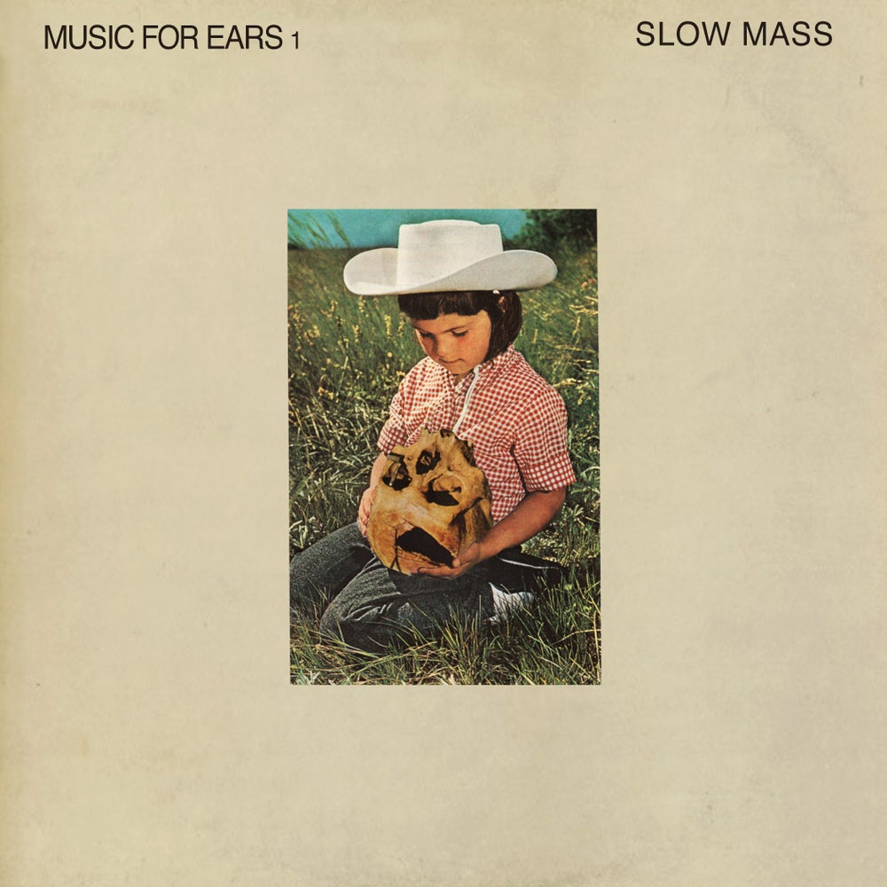 "Image of Slow Mass ""Music For Ears 1"" 7"" EP • Ltd. Edition Vinyl Record (Standard & Tour Editions)"