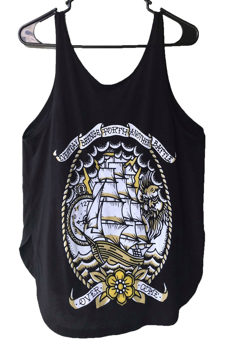 Image of Overcome WOMENS Tank-Tops