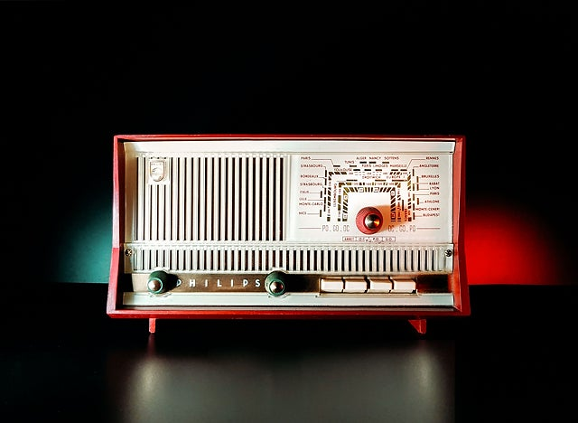 Image of PHILIPS B2F90A PARIS BLUETOOTH (1960)